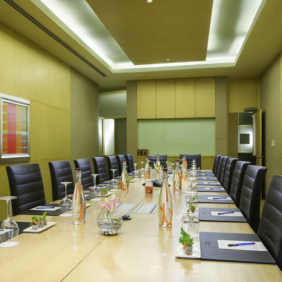Meeting Rooms Designs Guide